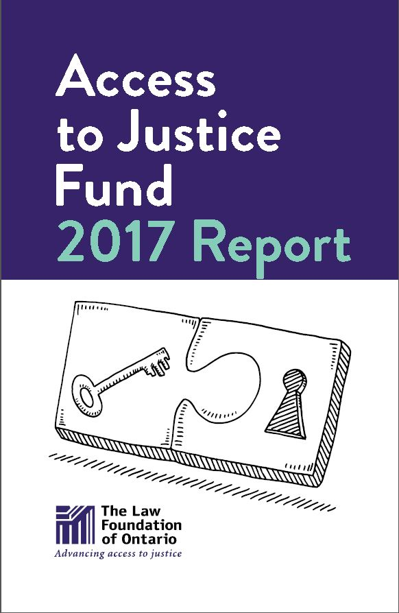 Access to Justice Fund 2017 Report