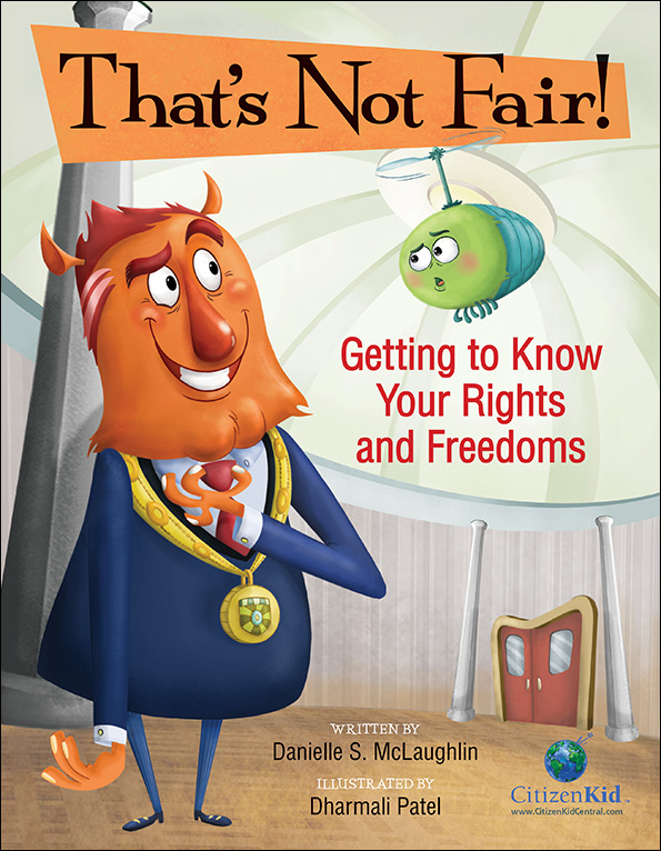 That's Not Fair! children's book