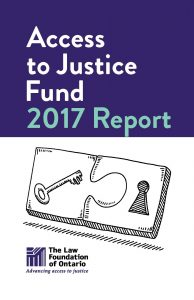 Access to Justice Fund Report 2017